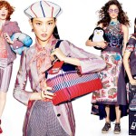 VOGUE JAPAN: Pack Your Bags by Matt Irwin
