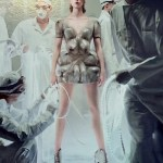 VOGUE MAGAZINE: Rianne Van Rompaey by Steven Meisel