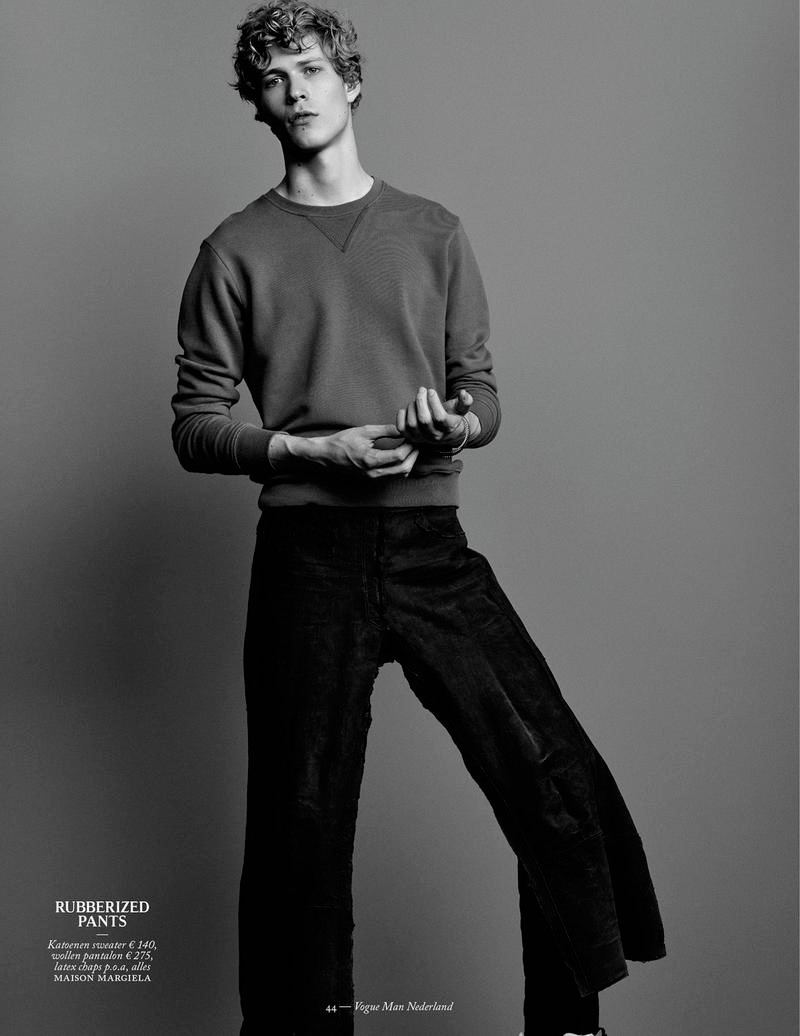 VOGUE NETHERLANDS MAN Uncommon Matters by Marc de Groot. Jos van Heel, Spring 2016, www.imageamplified.com, Image Amplified (2)