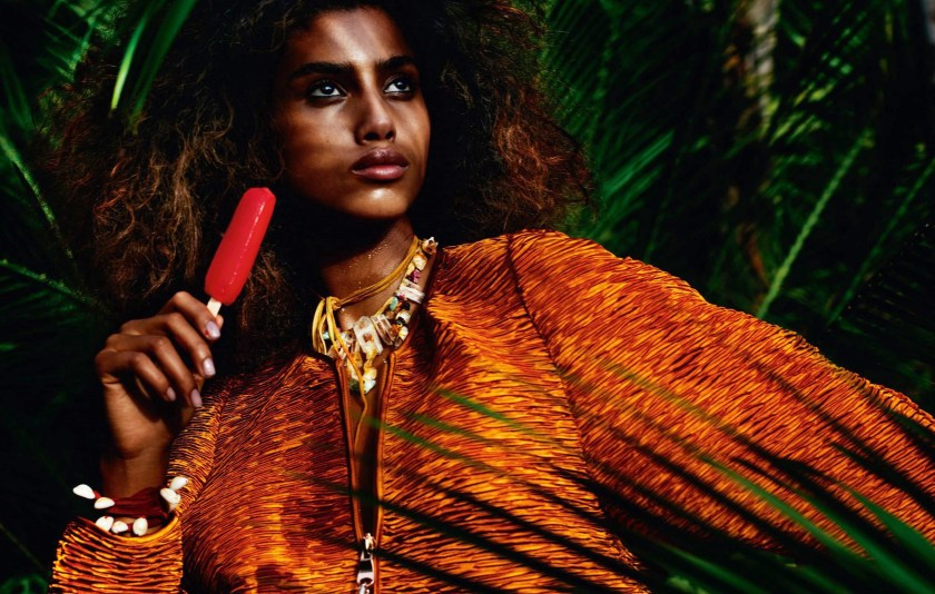 VOGUE PARIS Imaan Hammam by Mario Testino. Emmanuelle Alt, May 2016, www.imageamplified.com, Image Amplified (9)