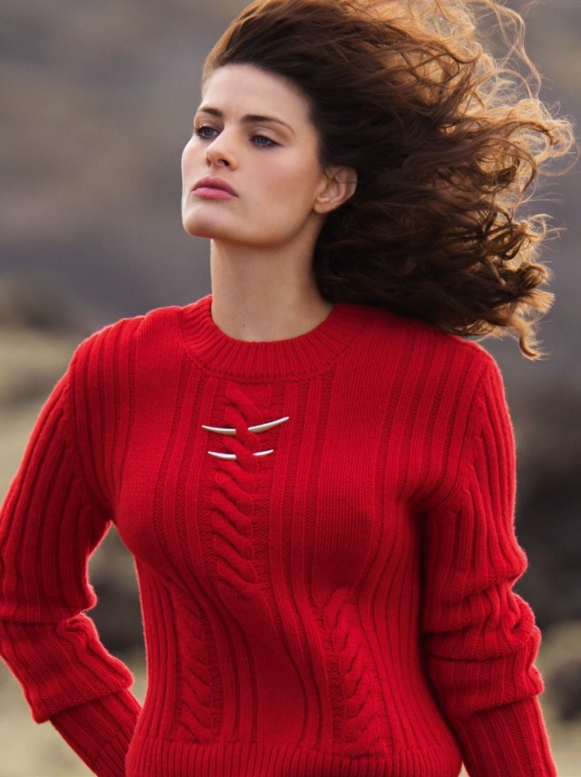 VOGUE PARIS Isabeli Fontana by Hans Feurer. Claire Dhelens, May 2016, www.imageamplified.com, Image Amplified (3)