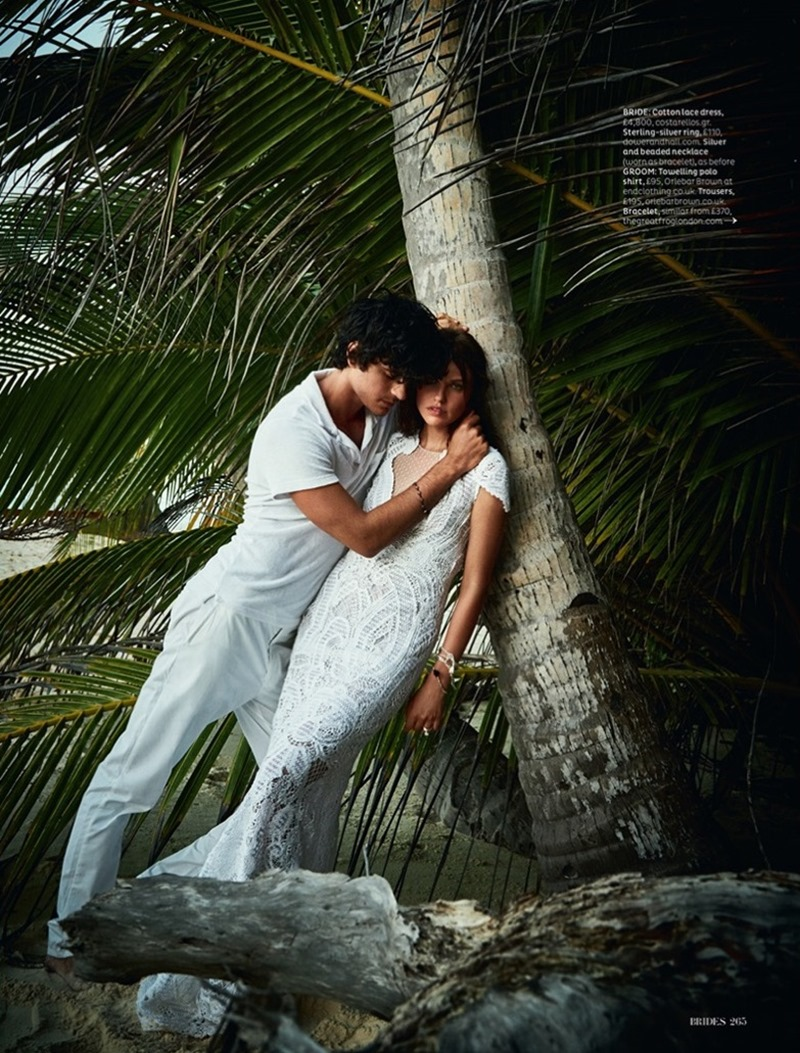BRIDES MAGAZINE Jorge Alano & Katarina Nemcova by Esther Haase. Bryony Toogood, Spring 2016, www.imageamplified.com, Image Amplified (5)