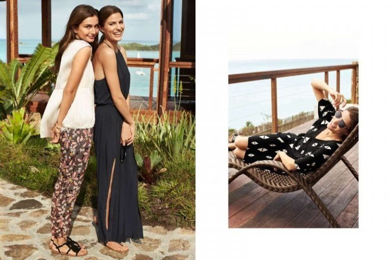 CAMPAIGN Cameron Russell & Andreea Diaconu for H&M Summer 2016. www.imageamplified.comm, Image Amplified (5)