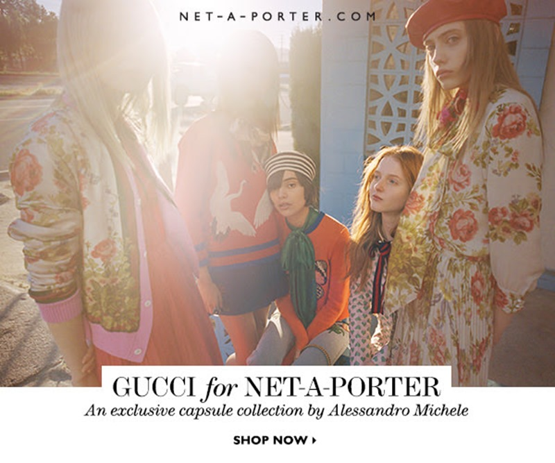 CAMPAIGN Gucci for Net-A-Porter 2016. www.imageamplified.com, Image Amplified (1)
