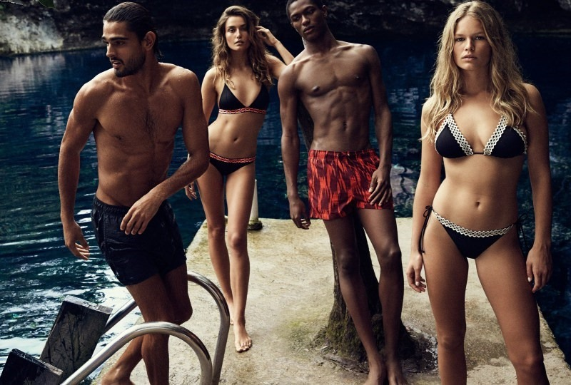 CAMPAIGN H&M Summer 2016. www.imageamplified.com, Image Amplified (3)