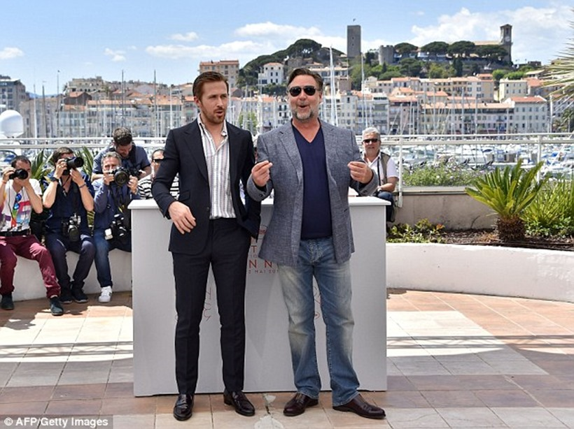 CANNES FILM FESTIVAL COVERAGE The Good Guys Cast Photocall, Press Conference, Red Carpet 2016 Day 5, www.imageamplified.com, Image Amplified (25)