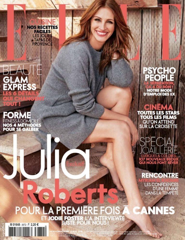 ELLE FRANCE Julia Roberts by Alexi Lubomirski. Elizabeth Stewart, May 2016, www.imageamplified.com, Image Amplified (8)