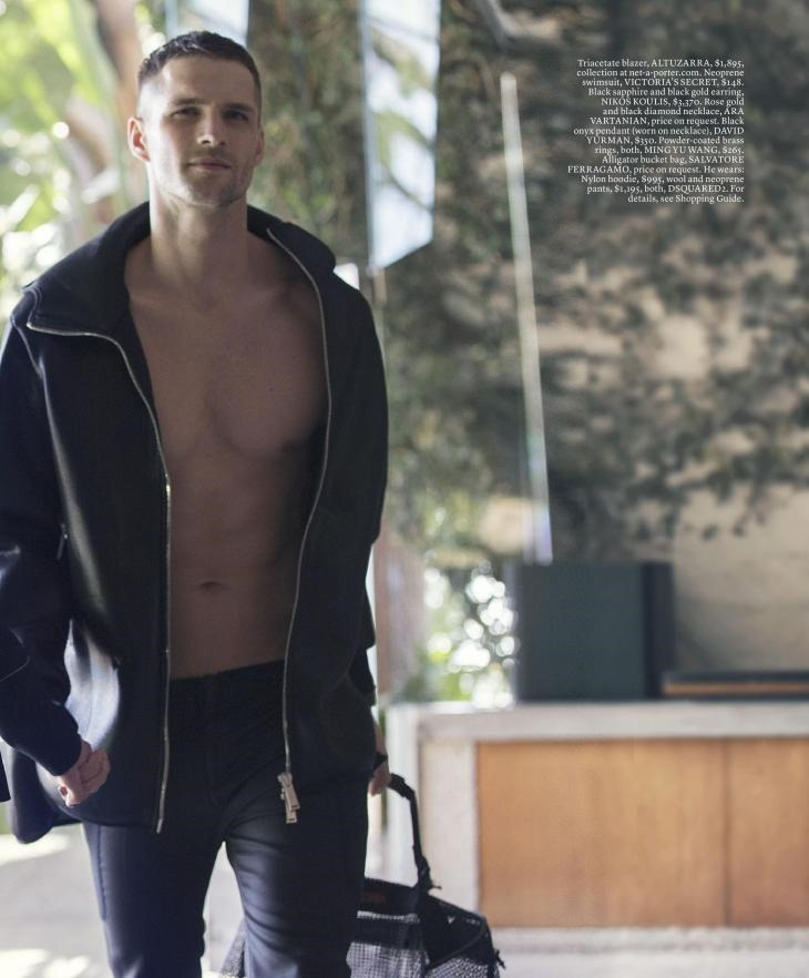 ELLE MAGAZINE Tomas Skoloudik by David Bellemere. DAvid Vandewal, June 2016, www.imageamplified.com, Image amplified (3)