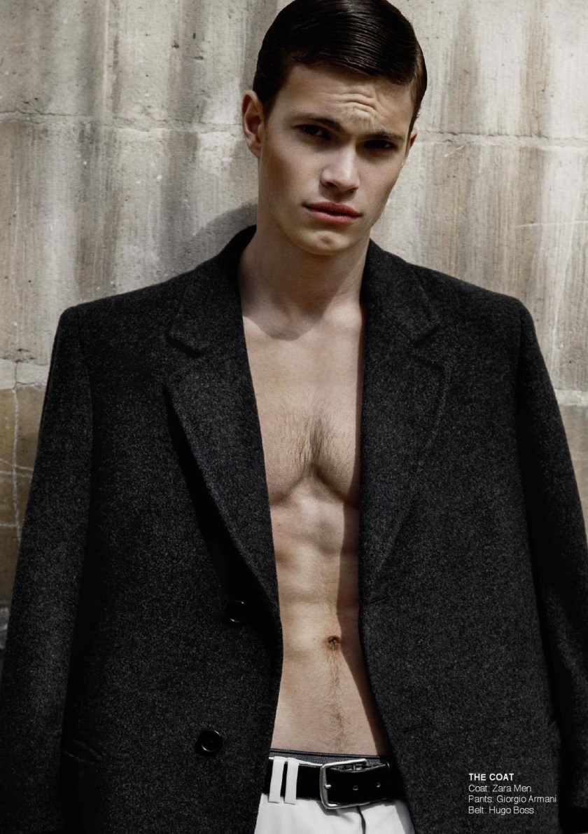 FAVE MEN Adrien Thiriet & Bobby G by Yuji Watanabe. Lesage Akouala, Spring 2016, www.imageamplified.com, Imgae Amplified (8)