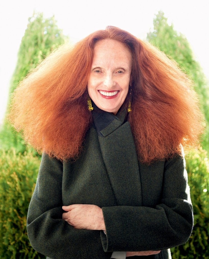 FLAIR MAGAZINE Grace Coddington by Jason Schmidt. Victoria Bartlett, May 2016, www.imageamplified.com, Image Amplified (3)