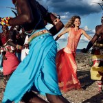 GLAMOUR MAGAZINE: In the Land of Giants by Nathaniel Goldberg