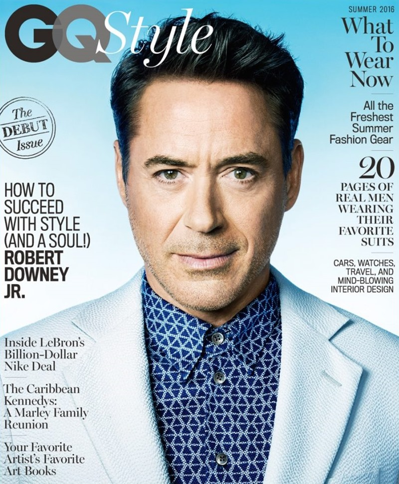 GQ STYLE Robert Downey Jr. by Pari Dukovic. Spring 2016, www.imageamplified.com, Image Amplified (5)