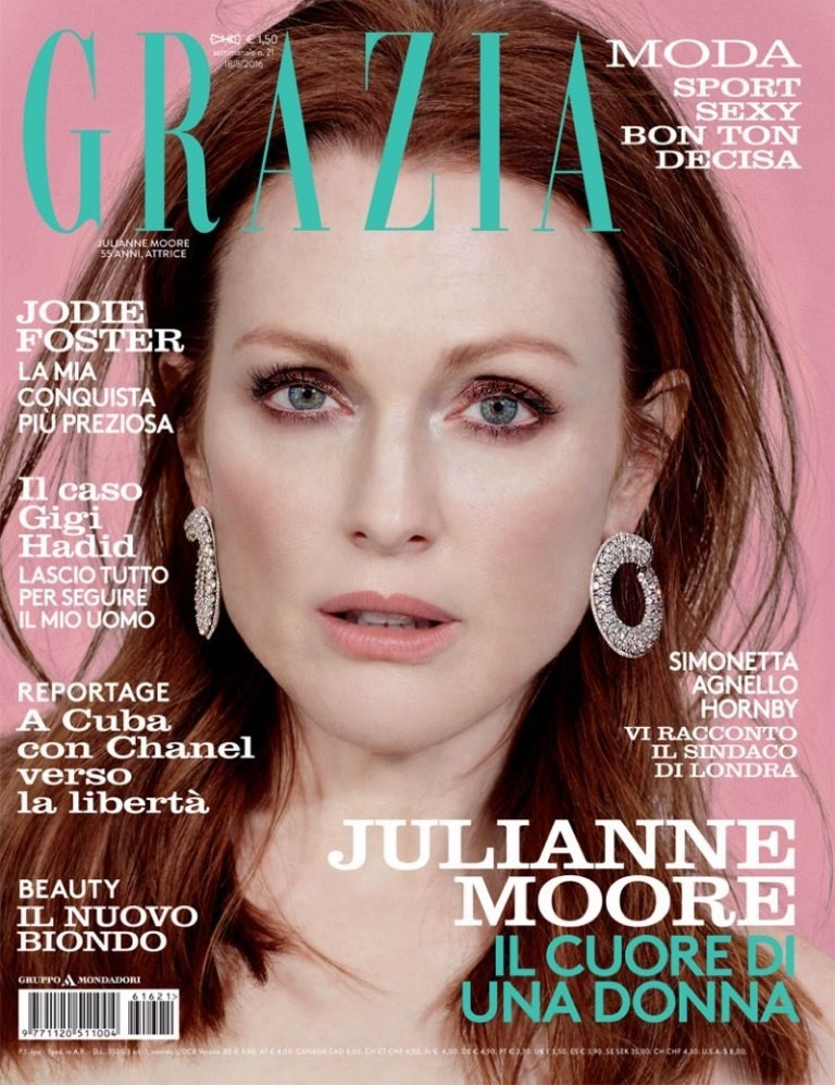 GRAZIA ITALY Julieanne Moore by David Roemer. Christopher Campbell, May 2016, www.imageamplified.com, Image Amplified (7)