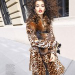 HARPER'S BAZAAR MAGAZINE: Changing Your Spots by Magnus Unnar