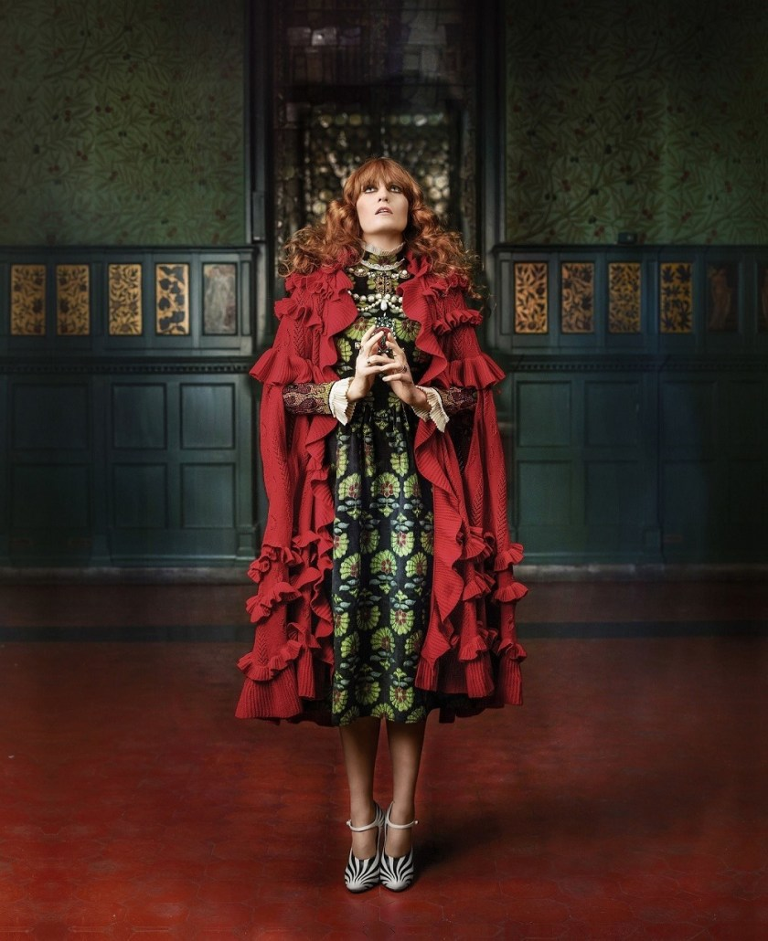 HARPER'S BAZAAR MAGAZINE Florence Welch by Simon Procter. Jaime Kay Waxmank, June 2016, www.imageamplified.com, Image amplified (1)
