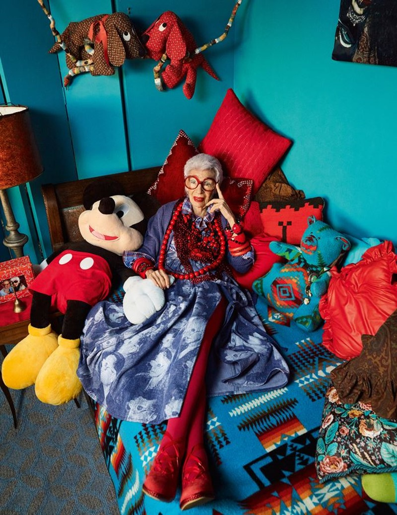 HOW TO SPEND IT Iris Apfel by Luis Monteiro. Spring 2016, www.imageamplified.com, Image Amplified (12)