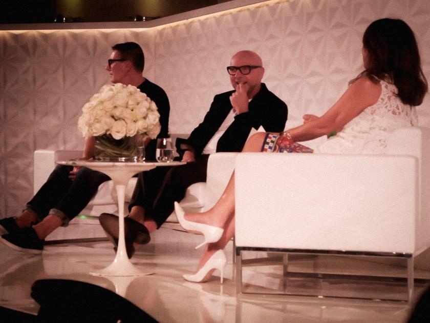 IA UPDATE Domenico Dolce & Stefano Gabbana, Dolce & Gabbana's Italian Journe with Alexandra Shulman at Vogue Festival 2016 by Troy Wise & Rick Guzman. www.imageamplified.com, Image Amplified (13)