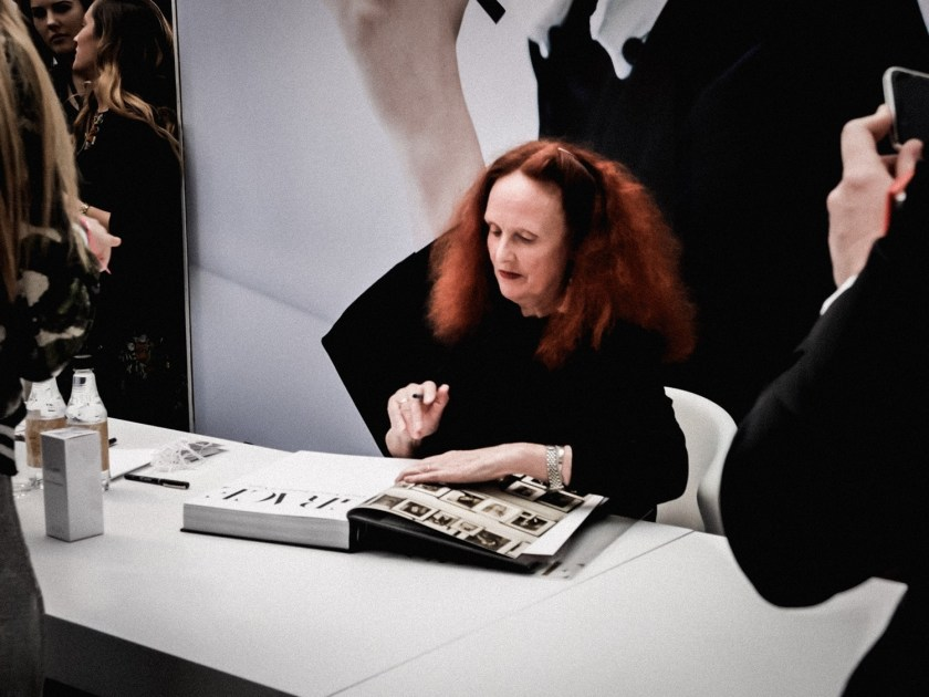 IA UPDATE Grace Coddington, A Life in Fashion with Lucinda Chambers at Vogue Festival 2016 by Troy Wise & Rick Guzman. www.imageamplified.com, Image Amplified (3)
