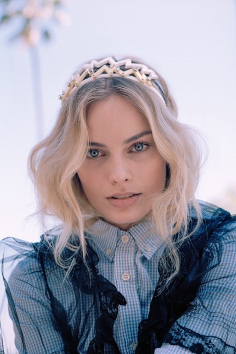 OYSTER MAGAZINE Margot Robbie by Max Doyle. Naomi Smith, Spring 2016, www.imageamplified.com, Image Amplified (9)