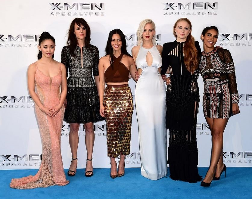 RED CARPET MOVIE PREMIERE X-Men Apocalypse Global Fan Screening in London, www.imageamplified.com, Image Amplified (1)