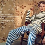 VOGUE HOMMES INTERNATIONAL: Robbie G by Sharif Hamza