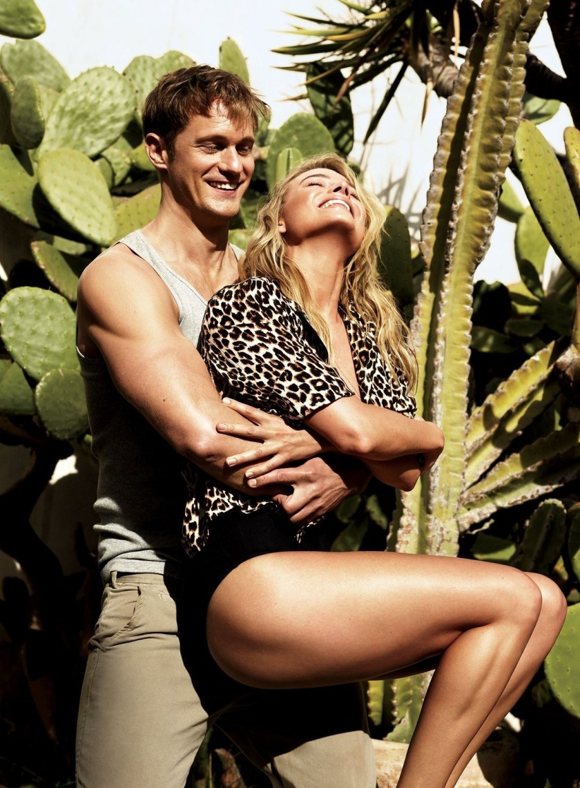 VOGUE MAGAZINE Margot Robbie & Alexander Skarsgard by Mert & Marcus. Tonne Goodman, June 2016, www.imageamplified.com, Image Amplified (2)