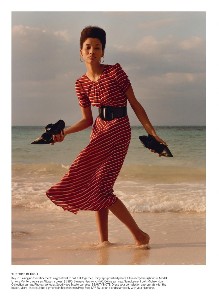 VOGUE MAGAZINE Tami Williams & Lineisy Montero by Jamie Hawkesworth. Grace Coddington, June 2016, www.imageamplified.com, Image Amplified (4)
