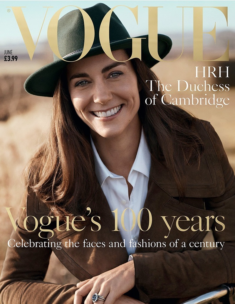 VOGUE UK Kate Middleton by Josh Olins. Lucinda Chambers, June 2016, www.imageamplified.comm, Image Amplified (1)