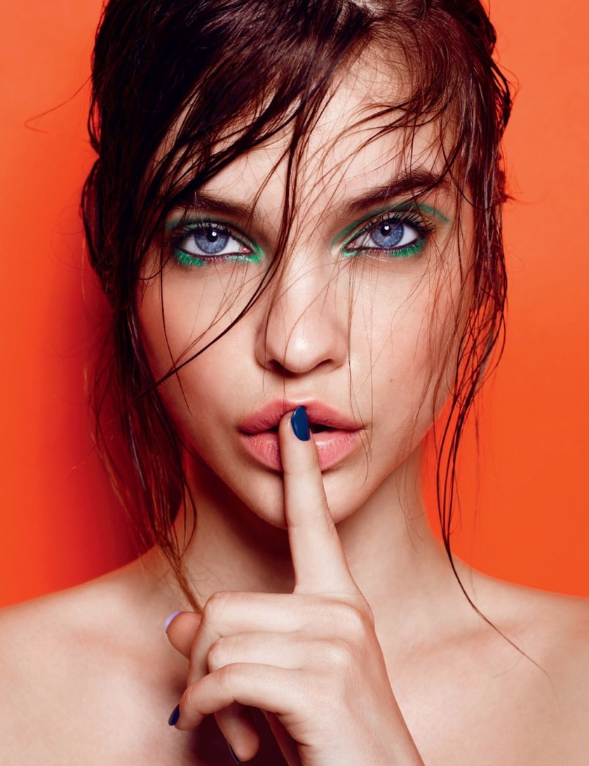 ALLURE RUSSIA Barbara Palvin by Marcin Tyszka. Anya Ziourova, June 2016, www.imageamplified.com, Image Amplified (5)
