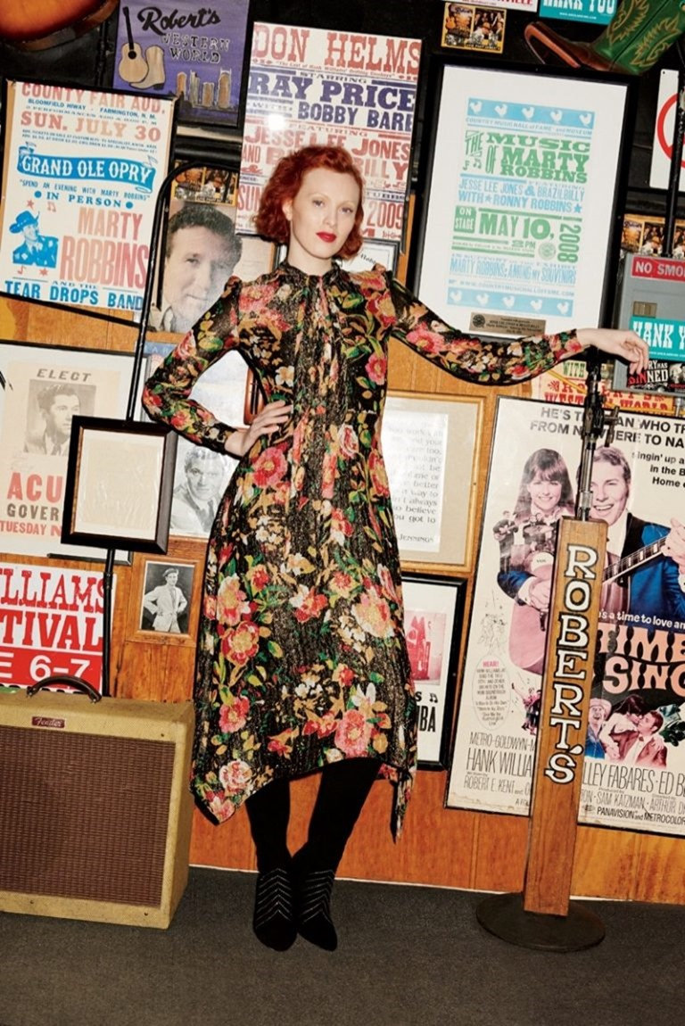 BERGDORF GOODMAN Karen Elson by Tung Walsh. Pre-Fall 2016, www.imageamplified.com, Image Amplified (18)