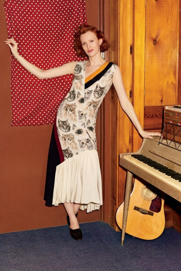 BERGDORF GOODMAN Karen Elson by Tung Walsh. Pre-Fall 2016, www.imageamplified.com, Image Amplified (22)