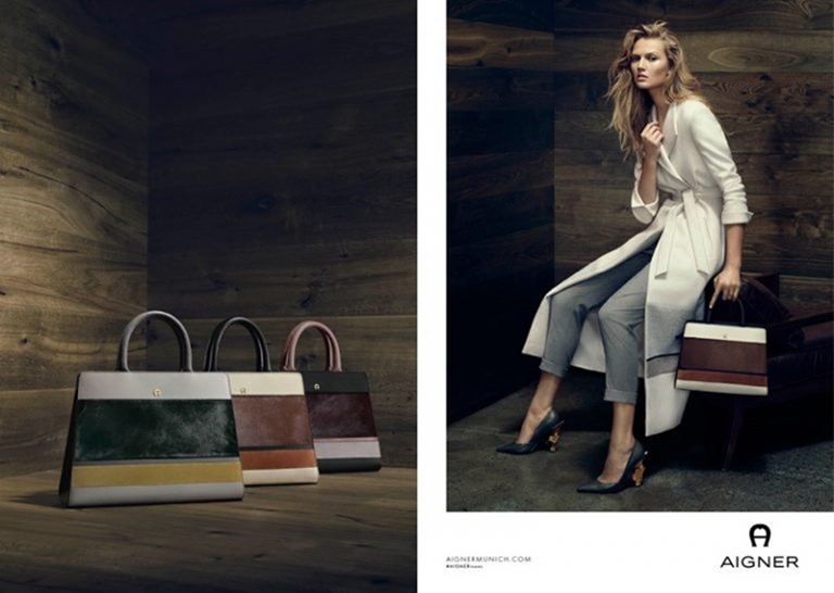 CAMPAIGN Iris Apfel & Toni Garrn for Aigner Fall 2016 by Terry Tsiolis. www.imageamplified.com, image Amplified (5)