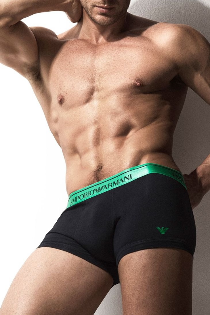 CAMPAIGN Jason Morgan for Emporio Armani Underwear Spring 2016. www.imageamplified.com, Image Amplified (2)
