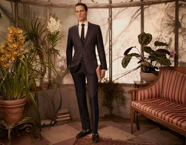CAMPAIGN Roch Barbot for Gucci Tailoring Fall 2016 by Glen Luchford. www.imageamplified.com, Image Amplified (4)