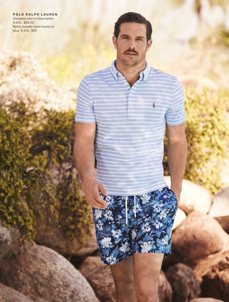 CATALOGUE Justice Joslin for Lord & Taylor Summer 2016 by Bjorn Iooss. Christopher Campbell, www.imageamplified.com, Image Amplified (3)