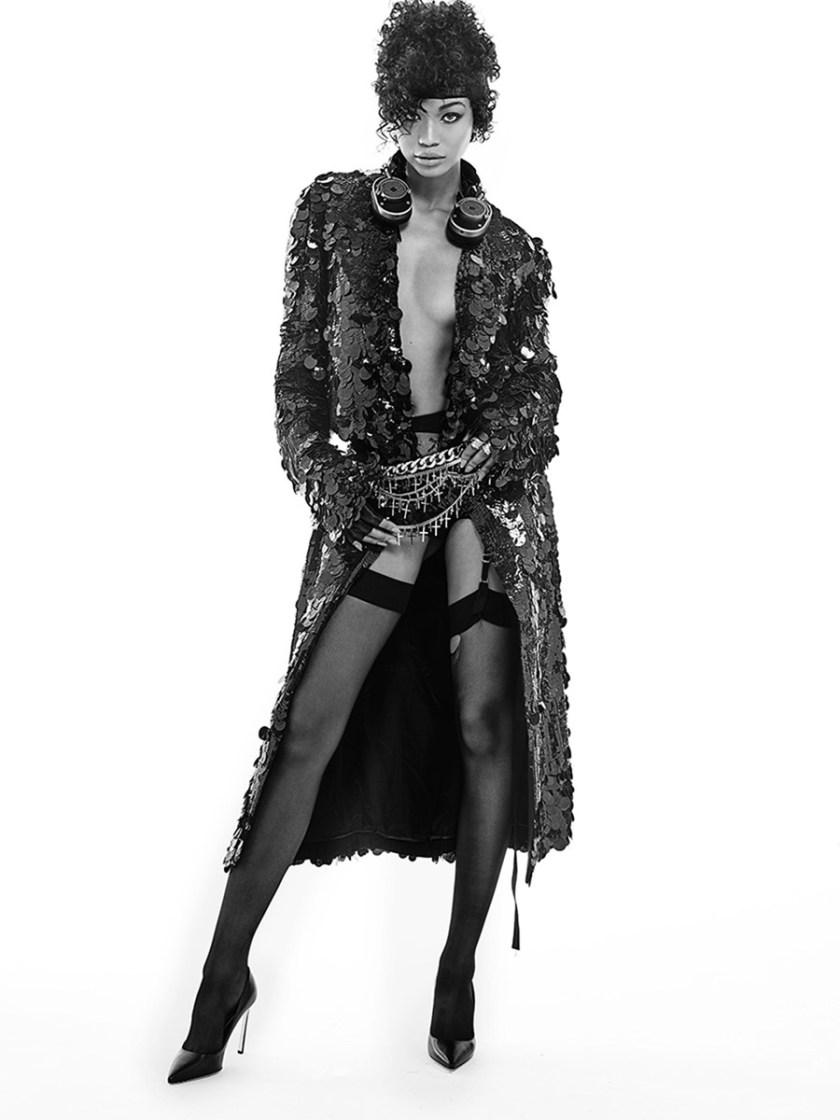 HARPER'S BAZAAR SERBIA Chanel Iman by Joshua Jordan. Kisha Jones, June 2016, www.imageamplified.com, Image Amplified (14)