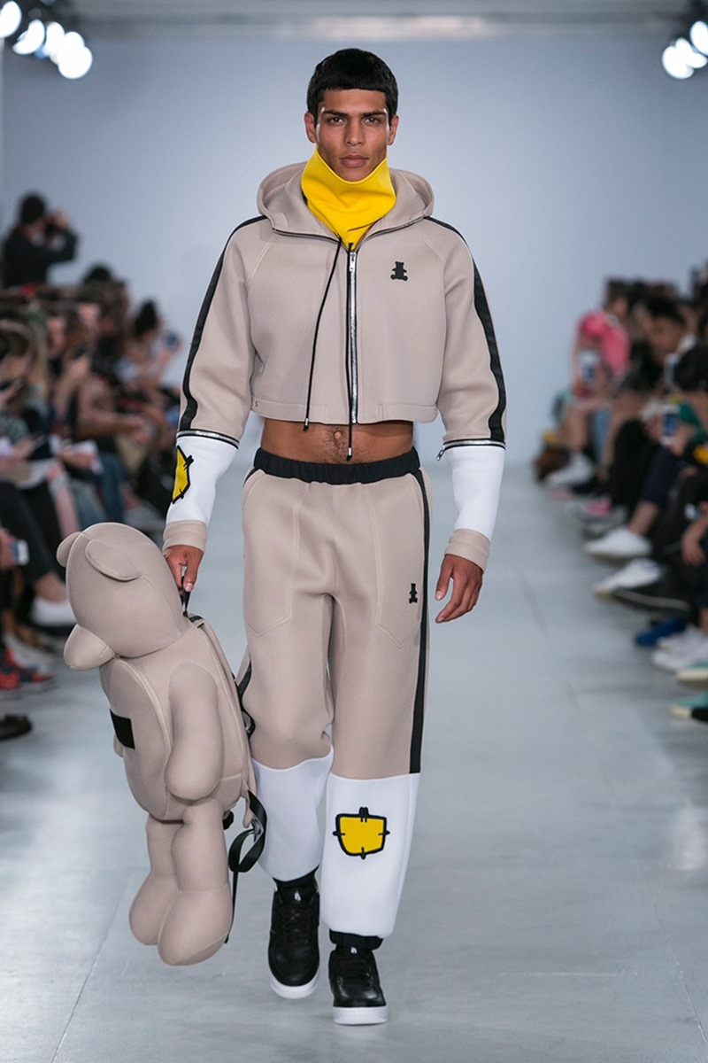 LONDON COLLECTIONS MEN Bobby Abley Spring 2017. www.imageamplified.com, Image Amplified (1)