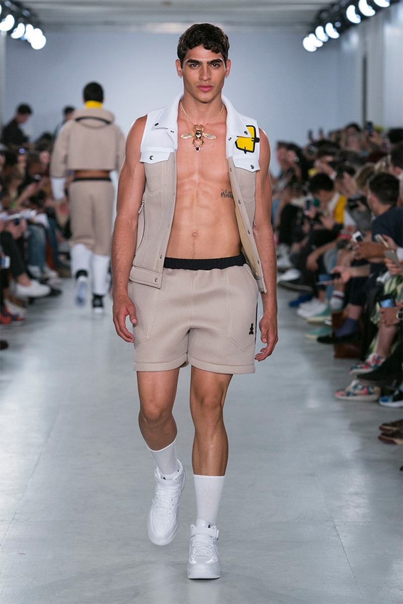 LONDON COLLECTIONS MEN Bobby Abley Spring 2017. www.imageamplified.com, Image Amplified (3)