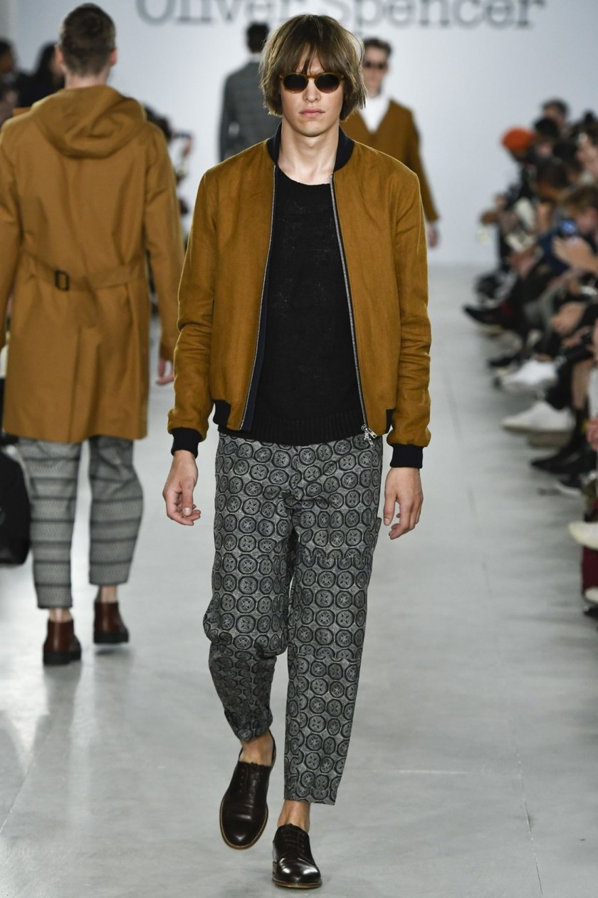 LONDON COLLECTIONS MEN Oliver Spencer Spring 2017. www.imageamplified.com, Image Amplified (28)