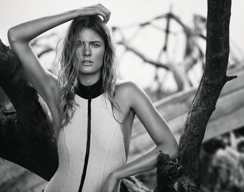 PORTER MAGAZINE Constance Jablonski by Boo George. Havana Laffitte, Summer 2016, www.imageamplified.com, Image Amplified (2)