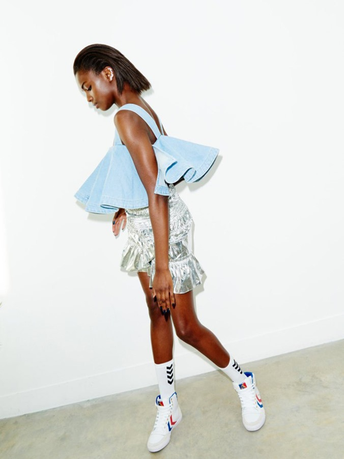 THE OBSERVER Leomie Anderson by Andrew Woffinden. June 2016, www.imageamplified.com, image Amplified (3)