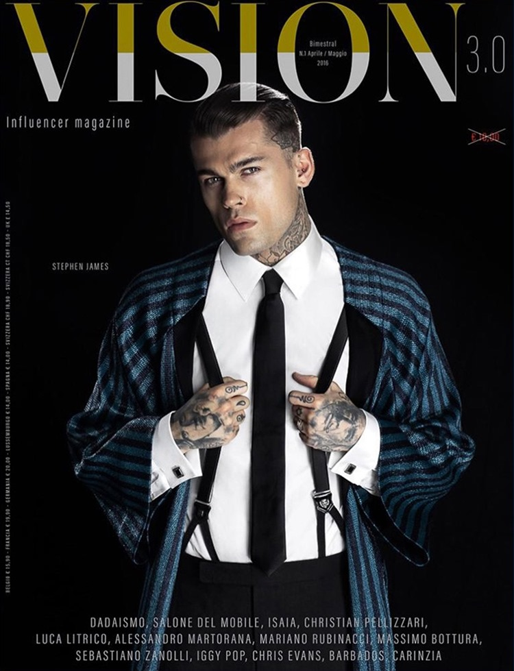 VISION 3.0 Stephen James by Victor Santiago. Spring 2016, www.imageamplified.com, Image Amplified (1)