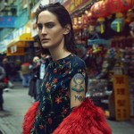 VOGUE KOREA: Jane Moseley by Hyea Won Kang