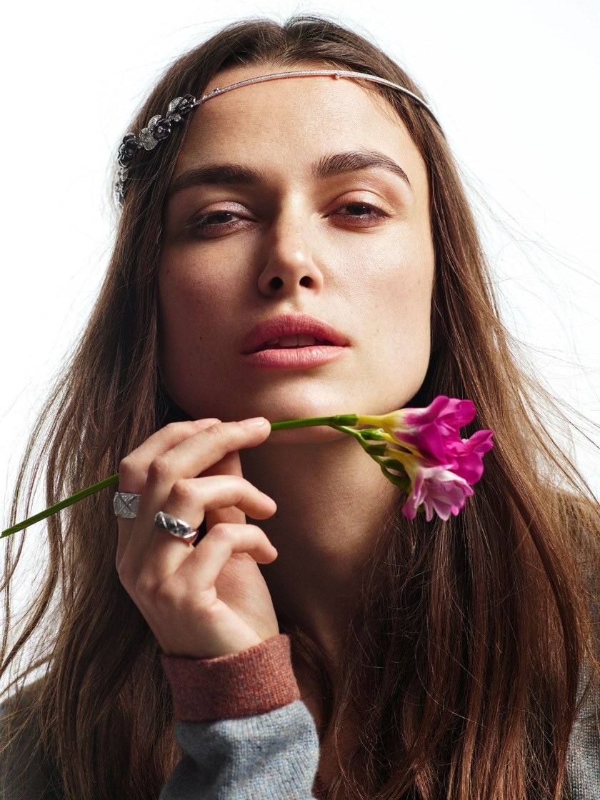 MADAME FIGARO Keira Knightley by Paul Maffi. Leila Smara, July 2016, www.imageamplified.com, Image Amplified