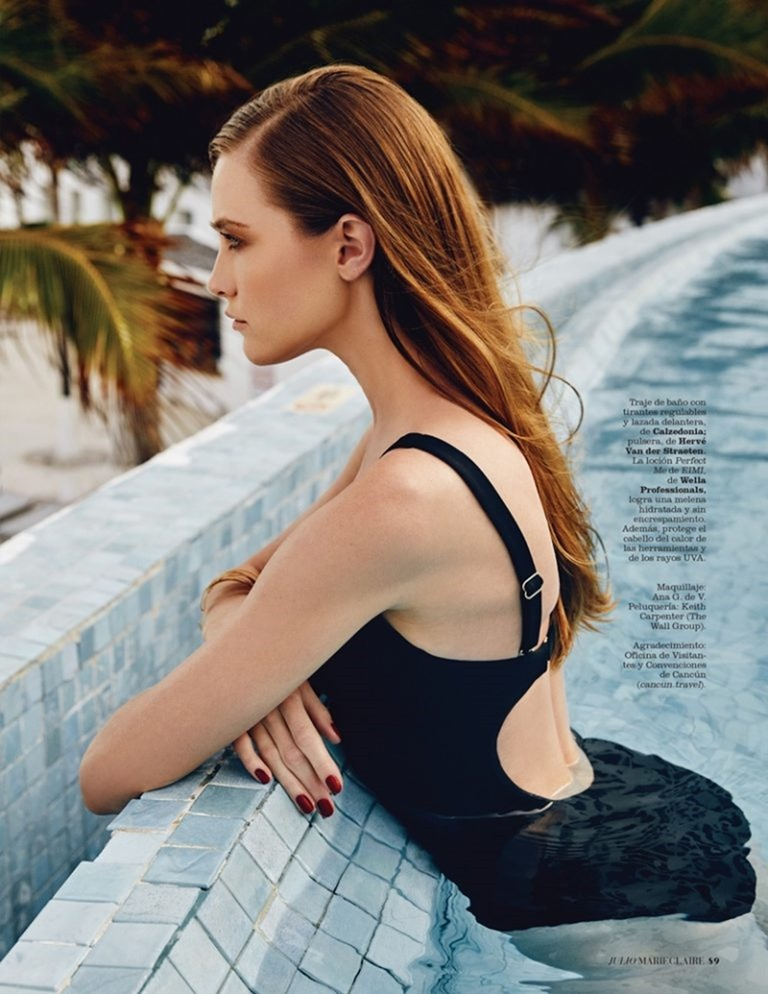 MARIE CLAIRE SPAIN Vlada Roslyakova by Kevin Sinclair. Jennifer Bauser, July 2016, www.imageamplified.com, Image Amplified (10)