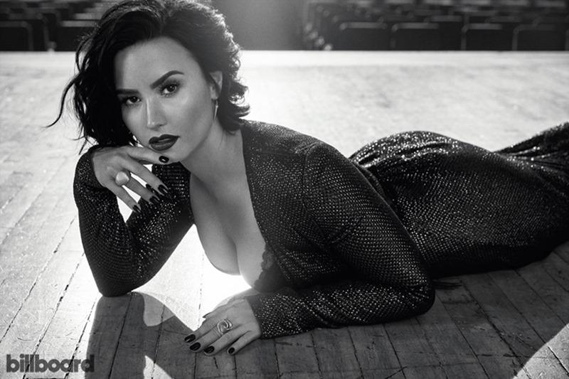 BILLBOARD MAGAZINE Demi Lovato & Nick Jonas by Austin Hargrave. Jeff K Kim, July 2016, www.imageamplified.com, Image Amplified4
