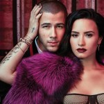 BILLBOARD MAGAZINE: Demi Lovato & Nick Jonas by Austin Hargrave