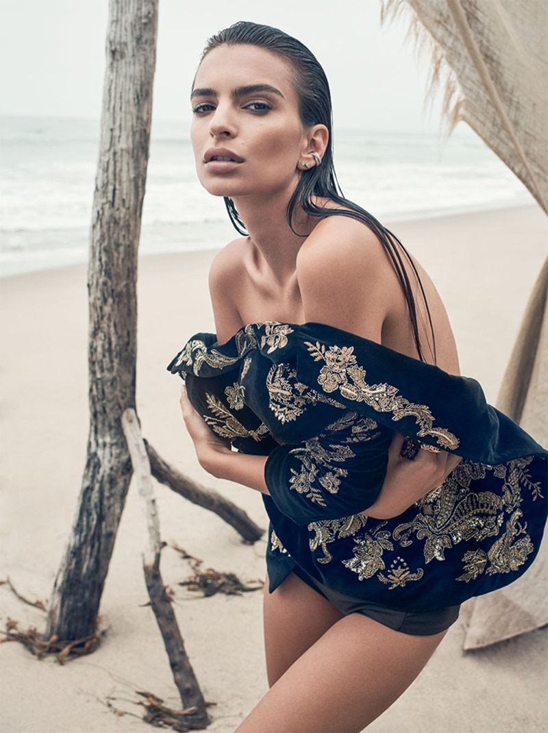 C MAGAZINE Emily Ratajkowski by Beau Grealy. Alison Edmond, September 2016, www.imageamplified.com, Image Amplified6