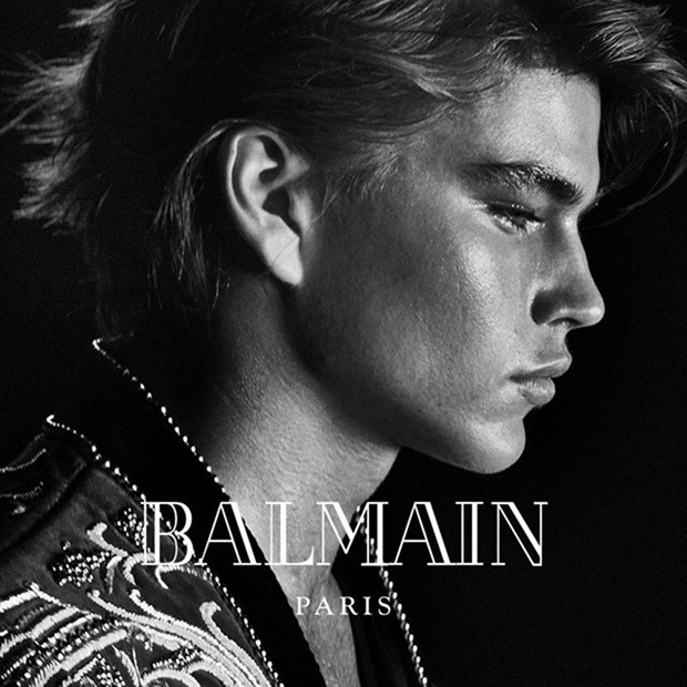 CAMPAIGN Balmain Fall 2016 by Steven Klein. www.imageamplified.com, Image Amplified4