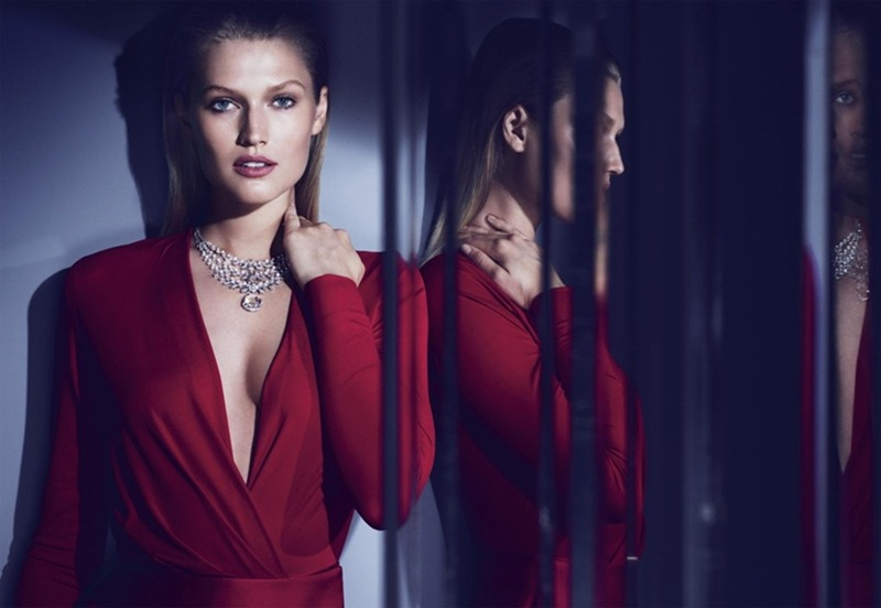 CAMPAIGN Toni Garrn for Cartier 'Magicien' 2016 by Ben Hassett. www.imageamplified.com, Image Amplified2